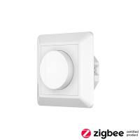 Rotary Dimmer Knob Zigbee 3.0 Intelligent Control Trailing Edge Signal Philips Hue Amazon Alexa Google