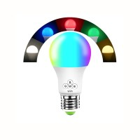 Multicolour RGB White LED Bulb 900lm Amazon Alexa Google Home