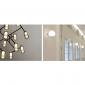 Marino Cristal T38 PRO Tube Bulb LED E27 15W 2000lm Lamp Dimmable