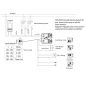 QLT Master Dimmer Interface for DALI BUS For Domotic Button Home Automation