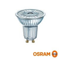 Osram LED Parathom GU10 4.3W-50W 3000K warm light 350lm 36D