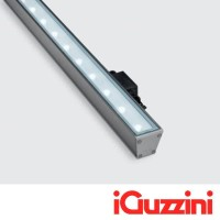 iGuzzini BG96 Linealuce Outdoor LED Bar Ceiling or Wall Lamp 5.9W 900lm 4000K IP66