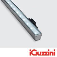 iGuzzini BG96 Linealuce Outdoor LED Bar Ceiling or Wall Lamp 5.9W 900lm 4000K IP66