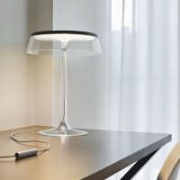 Flos Bon Jour LED Table Lamp Chrome F1032057