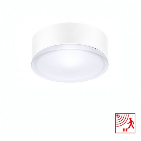 Prisma Drop 28 LED HF 16W Applique With Presence Detector Wall Lamp IP55 Ceiling Lamp For Outdoor IP55