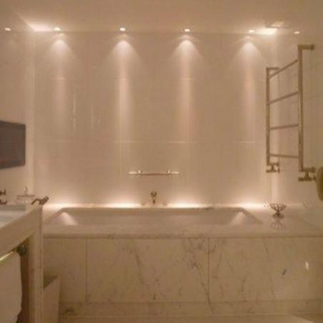 iLed Picrol LED Recessed White Spotlight 1W 3000K 50° IP20 Miniled