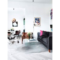 Flos Parentesi Pendant Suspension Black F5400030 Design by Achille Castiglioni