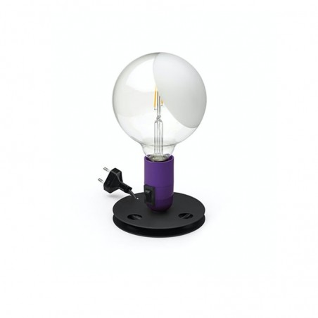 Flos Lampadina LED Table Lamp New Color Designed by Achille Castiglioni
