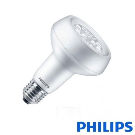 Philips CorePro LEDspot MV R80 E27 7W-100W 40° 2700K 667lm Bulb