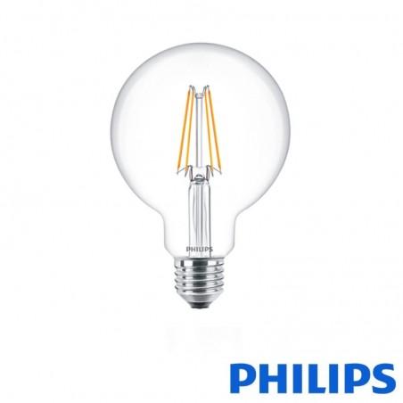 Philips Classic LED globe E27 6W-60W 2700K 806 lm Globe 95 Bulb