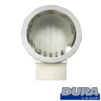Duralamp DUAL 22W 4000K Lampada Fluorescente Incasso Monouso