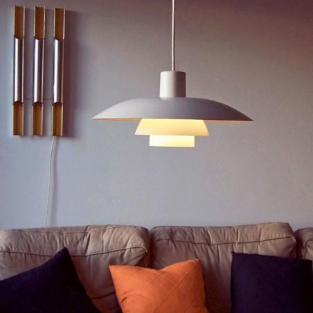 Louis Poulsen PH 4/3 Pendant Singol Lamp By Poul Henningsen