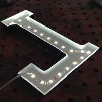 Lampo Strip Striscia LED 3D 3528 60led/m 12V 4.8W/mt Bobina 3 Metri 14,4W Flessibili Alta luminosità