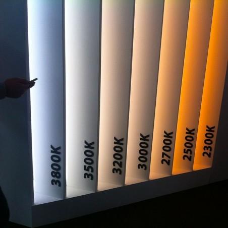 Lampo Strip Striscia LED Tricolor 3014 120led/m 12V 28.8W/mt Bobina 3 Metri 86,4W Flessibili Alta luminosità