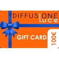 Gift Card Diffusione Luce Buono Acquisto su Diffusioneshop.com