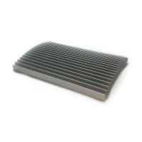 Aluminum Rectangular Lamellar Heatsink for Cooling LED Modules or Electronic Devices