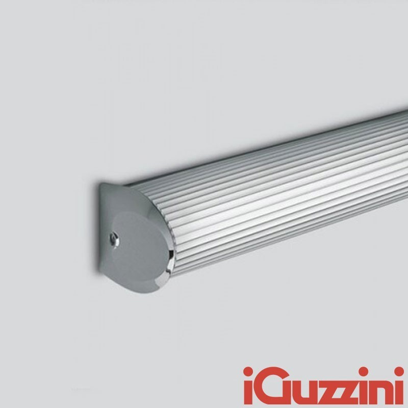 IGuzzini Simpla Applique Mirror Lamp 36W For Bathrooms IP44 Chrome Finish