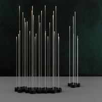 Artemide Reeds Lampada Da Terra LED Per Esterno IP68 By Klaus Begasse