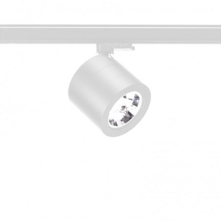 Logica Unico AR111 LED GU10 Proiettore Da Binario Orientabile Per Interno