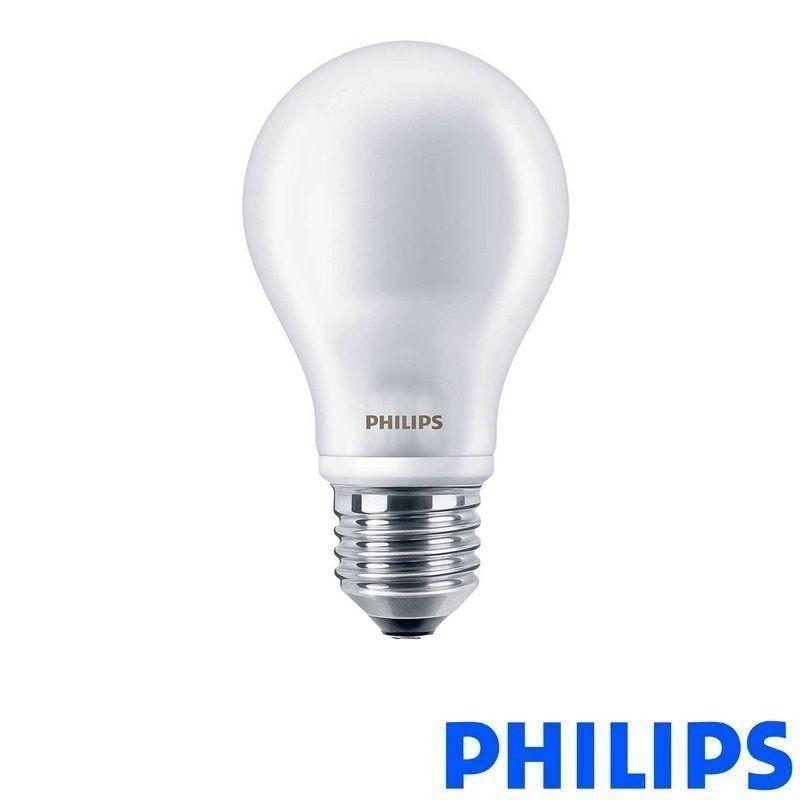 philips led bulb e27 7w 60w 230v 2700k 806 lm opal diffusione luce srl. Black Bedroom Furniture Sets. Home Design Ideas