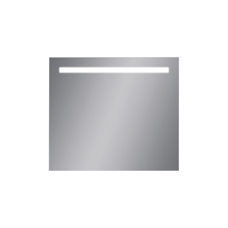 ACB Hollywood Rectangular Illuminated Mirror With LED Circle Lights IP44