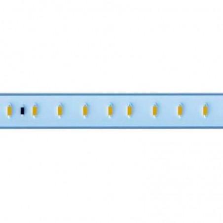 Lampo Tubo Striscia LED In Silicone 7W/m 230V IP65 da Esterno 5 Metri Bobina