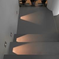 Luce & Light Line 1.0 Segnapasso 2W Incasso Parete LED Faretto