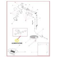 Artemide Alimentatore Per Tolomeo Nero Con Kit Prese e Driver 24V Ricambio Per Lampade