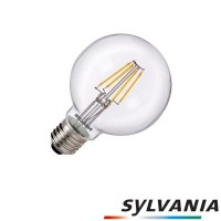 SYLVANIA ToLEDo LED Retro Globe G80 Bulb E27 4W-40W 470 lm 2700K