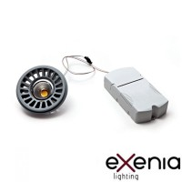 EXENIA LED111 3000K 26W 3300lm con Driver 700mA 36D Medium Beam Lamp