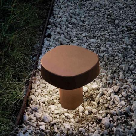 Ai Lati Lights Ciottolo LED Lampada Da Terra Per Esterno IP54