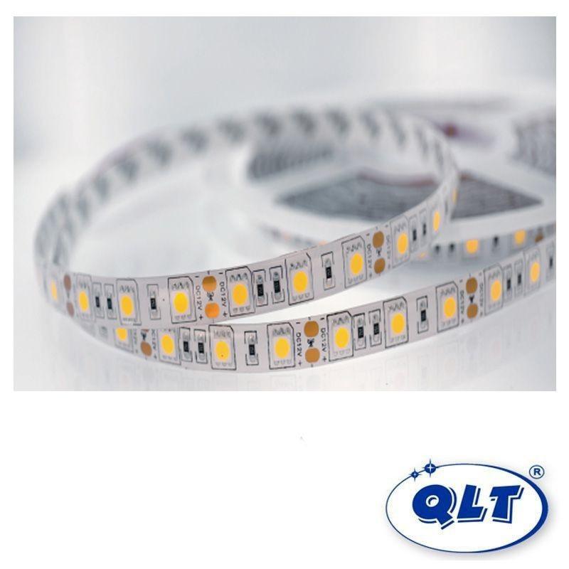 QLT Striscia LED 14,4W 3200K 12V IP65 Luce Calda - 1 Metro