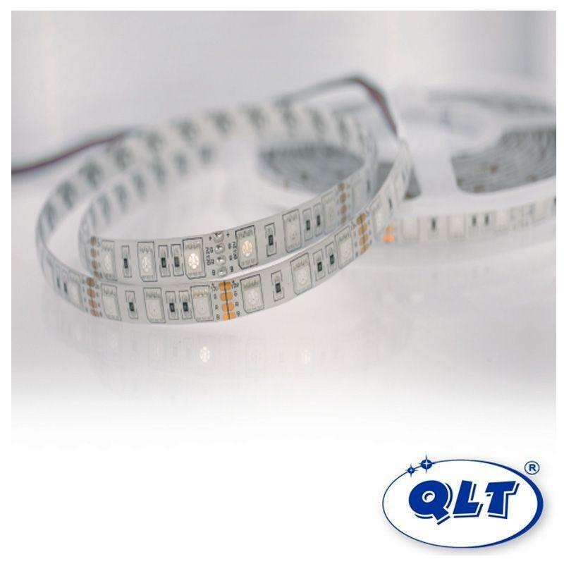 QLT Striscia LED 14,4W 12V RGB IP65 Cambia Colore - 1 Metro