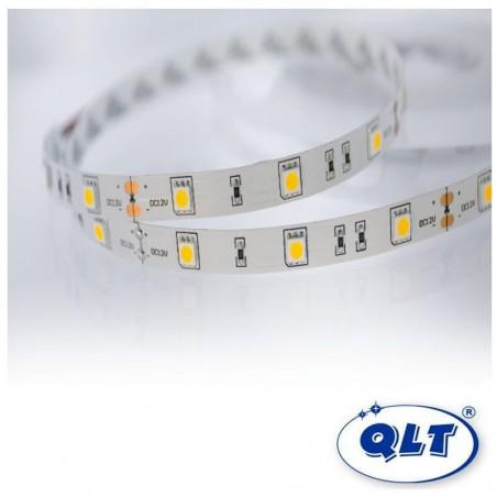 QLT Strip LED 7,2W 12V 3200K IP20 Warm Light - 1 Meter