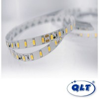QLT Striscia LED 22W 24V 3200K IP20 Luce Calda - 1 Metro