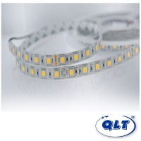 QLT Strip LED 14.4W 24V 3000K Warm White IP65 - 1 Meter