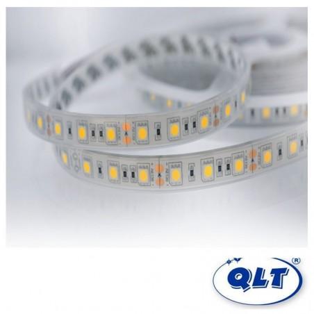 QLT Striscia LED 14W 12V Luce Calda 3000K IP68 - 1 Metro