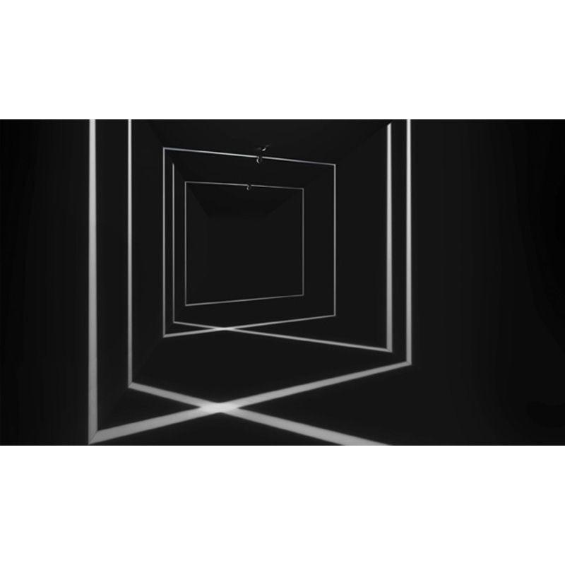 iGuzzini Trick 180° LED Effetto Lama Lampada Parete Soffitto Esterno IP66 Bianco - Diffusione ...
