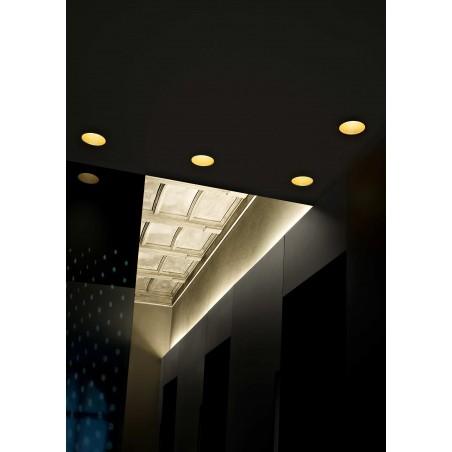 Flos Easy Kap Ø50 Fixed Optic Spot Tondo LED Faretto Incasso