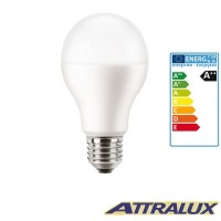 Attralux LED E27 14W-100W 2700K 1521lm Warm Light Bulb