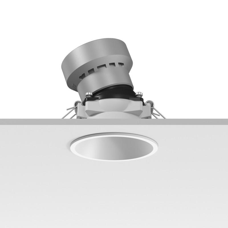 Flos Easy Kap Ø50 Orientabile Optic Spot Tondo LED Faretto Incasso