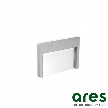 Ares Trixie LED 1,9W 3000K Outdoor Marker Lamp IP65 Gray