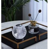 Illuminati Lighting Diamante Lumetto 1 Light Rechargeable Battery Table Lamp