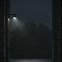 Flos Captain Flint Outdoor W1 LED Lampada Parete Per Esterno a Luce Diffusa By Michael Anastassiades