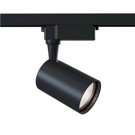 Maytoni Proiettore 12W LED da Binario Monofase Orientabile Faretto Cilindrico
