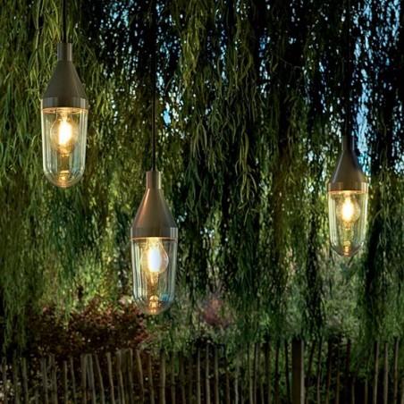 Oluce Niwa Lampada LED da Sospensione a Luce Diffusa Design by Christophe Pillet