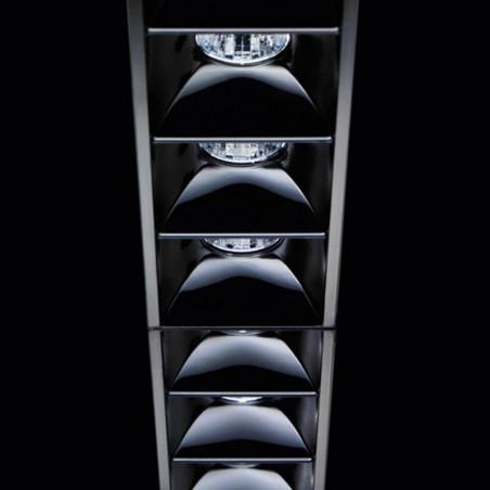 IGuzzini MK55 Laser Blade Bianco 15 LED 31W 4000K recessed spotlight