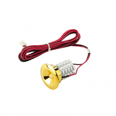 Fai Spot Mini Faretto 3W LED da incasso fascio largo 700mA in PVC