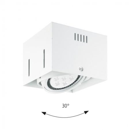 Logica Frameless 111 Faretto LED Da Incasso GU10 Regolabile A Scomparsa