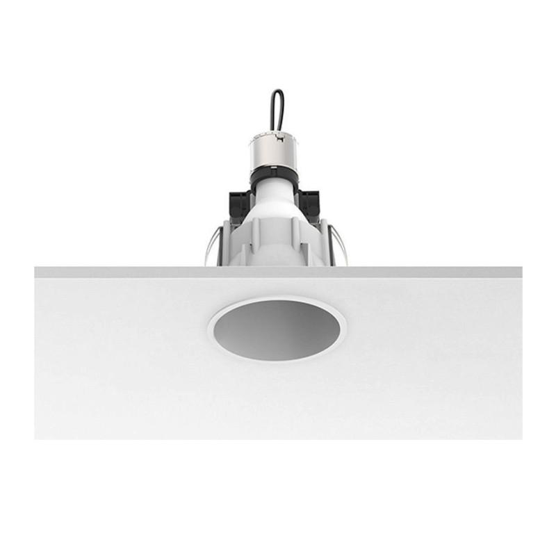 Flos F80 Faretto Orientabile da Incasso GU10 a Soffitto a Luce Simmetrica da Interno